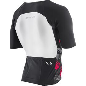 ORCA 226 Maillot de triathlon Homme, black/silver